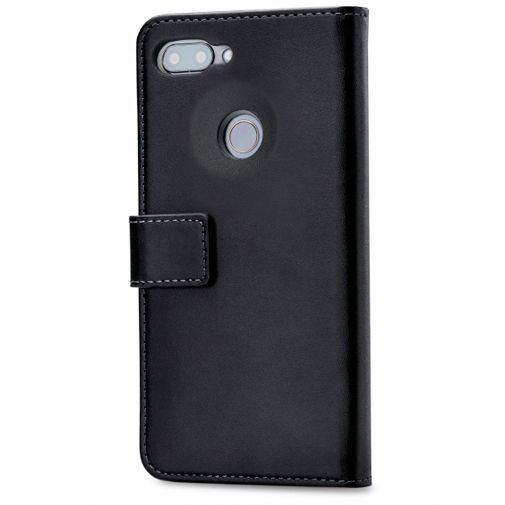 Productafbeelding van de Mobilize Classic Gelly Wallet Book Case Black Xiaomi Mi 8 Lite