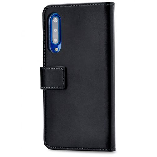Produktimage des Mobilize Classic Gelly Wallet Book Case Schwarz Xiaomi Mi 9