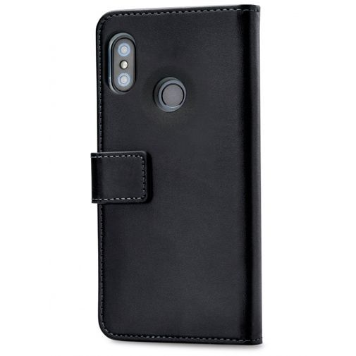 Productafbeelding van de Mobilize Classic Gelly Wallet Book Case Black Xiaomi Mi A2 Lite