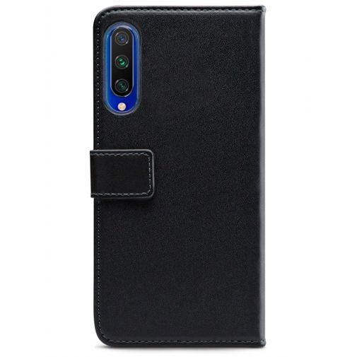 Productafbeelding van de Mobilize Classic Gelly Wallet Book Case Black Xiaomi Mi A3
