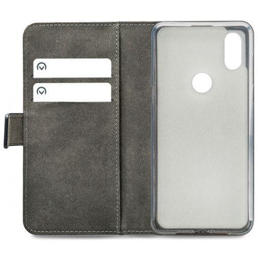 Produktimage des Mobilize Classic Gelly Wallet Book Case Schwarz Xiaomi Mi Mix 3
