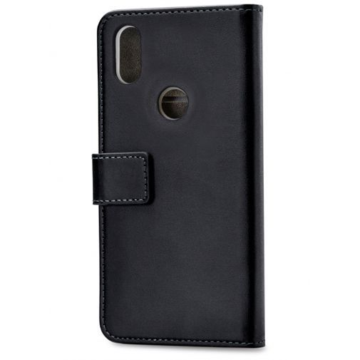 Productafbeelding van de Mobilize Classic Gelly Wallet Book Case Black Xiaomi Mi Mix 3