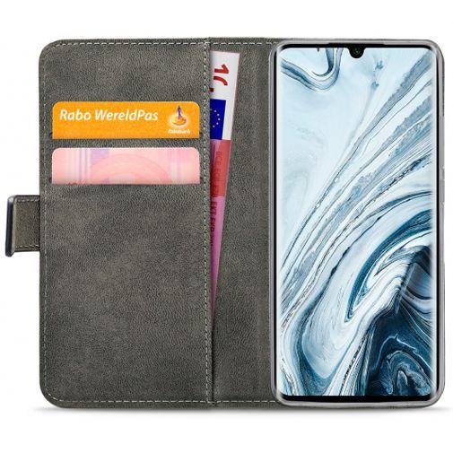 Productafbeelding van de Mobilize Classic Gelly Wallet Book Case Black Xiaomi Mi Note 10/Note 10 Pro