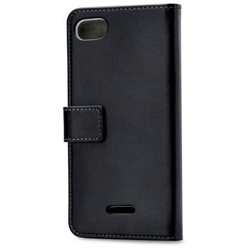 Productafbeelding van de Mobilize Classic Gelly Wallet Book Case Black Xiaomi Redmi 6A