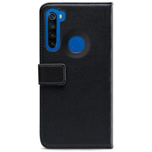 Produktimage des Mobilize Classic Gelly Wallet Book Case Schwarz Xiaomi Redmi Note 8T