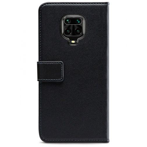 Productafbeelding van de Mobilize Classic Gelly Wallet Book Case Black Xiaomi Redmi Note 9S/Note 9 Pro