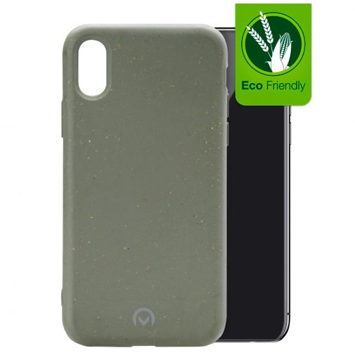 Productafbeelding van de Mobilize Eco-Friendly Case Green Apple iPhone X/Xs