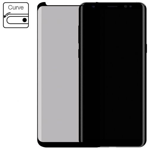 Productafbeelding van de Mobilize Edge-To-Edge Glass Screenprotector Samsung Galaxy Note 8 Black