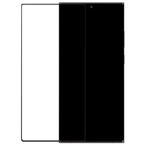 Productafbeelding van de Mobilize Edge-To-Edge Glass Screenprotector Black Samsung Galaxy Note 20 Ultra
