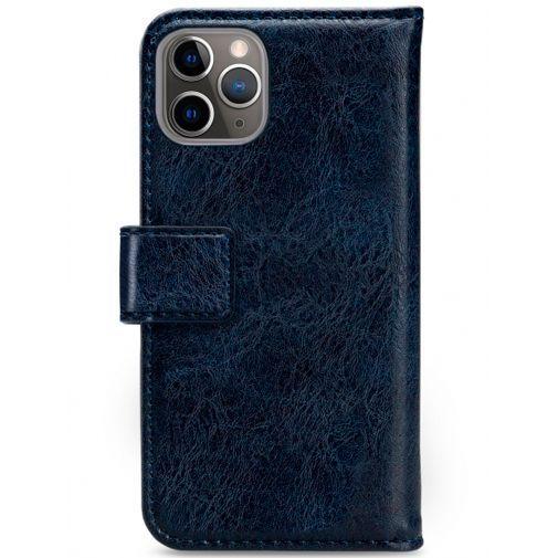 Productafbeelding van de Mobilize Elite Gelly Wallet Book Case Blue Apple iPhone 11 Pro