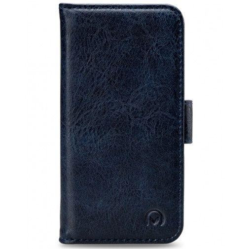 Produktimage des Mobilize Elite Gelly Wallet Book Case Blau Samsung Galaxy A6