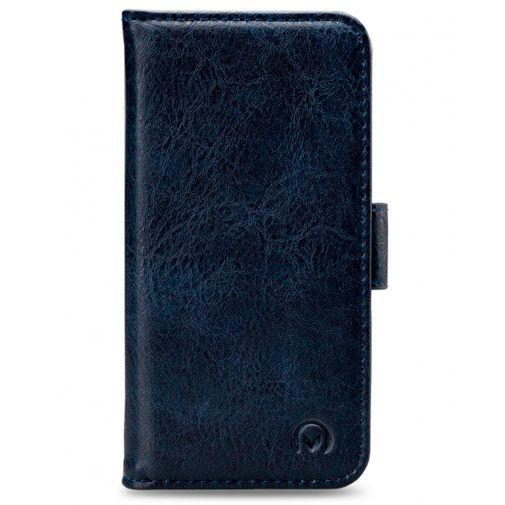 Produktimage des Mobilize Elite Gelly Wallet Book Case Blau Samsung Galaxy A70