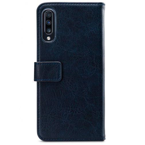 Productafbeelding van de Mobilize Elite Gelly Wallet Book Case Blue Samsung Galaxy A70