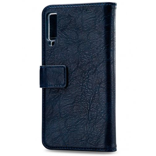 Productafbeelding van de Mobilize Elite Gelly Wallet Book Case Blue Samsung Galaxy A7