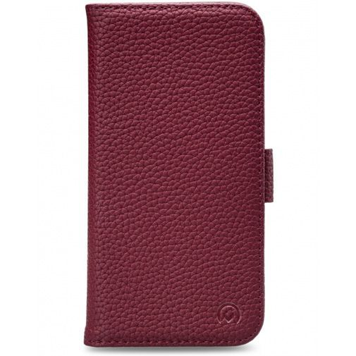 Produktimage des Mobilize Elite Gelly Wallet Book Case Burgundy Apple iPhone X/XS