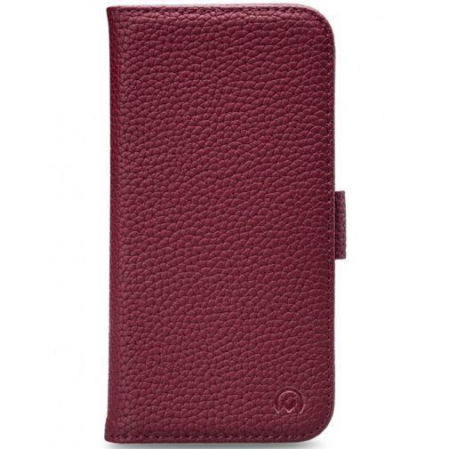 Produktimage des Mobilize Elite Gelly Wallet Book Case Burgundy Samsung Galaxy A6