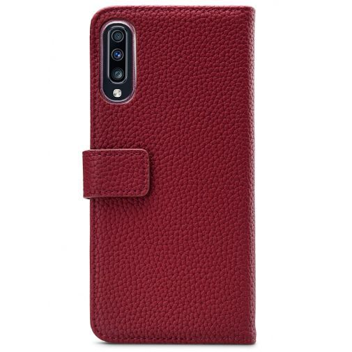 Productafbeelding van de Mobilize Elite Gelly Wallet Book Case Burgundy Samsung Galaxy A70