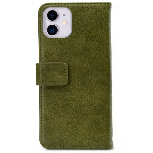 Produktimage des Mobilize Elite Gelly Wallet Book Case Grün Apple iPhone 11