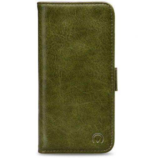 Productafbeelding van de Mobilize Elite Gelly Wallet Book Case Green Samsung Galaxy A10