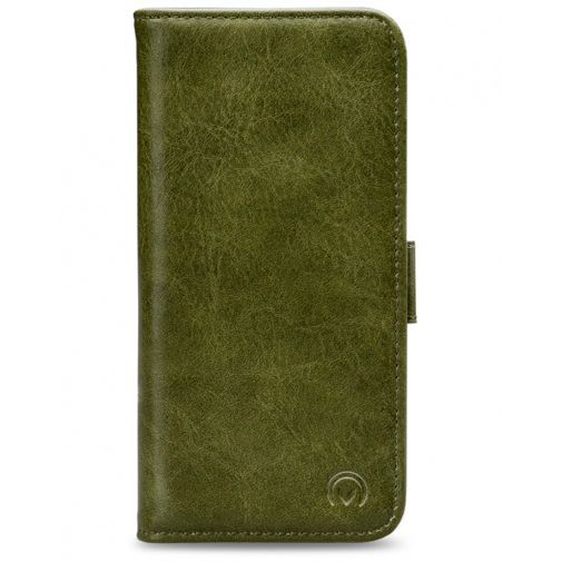 Productafbeelding van de Mobilize Elite Gelly Wallet Book Case Green Samsung Galaxy A20e
