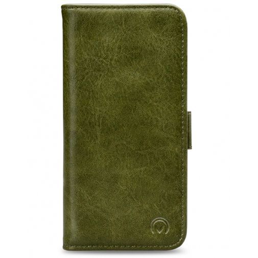 Productafbeelding van de Mobilize Elite Gelly Wallet Book Case Green Samsung Galaxy A40