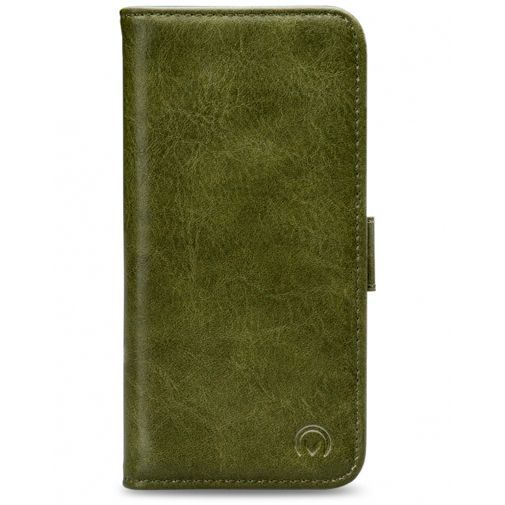Productafbeelding van de Mobilize Elite Gelly Wallet Book Case Green Samsung Galaxy A51 4G