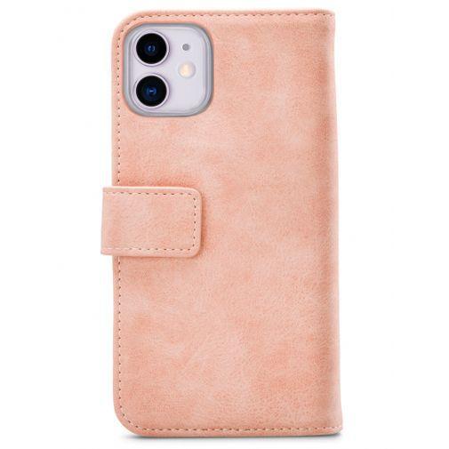 Productafbeelding van de Mobilize Elite Gelly Wallet Book Case Pink Apple iPhone 11