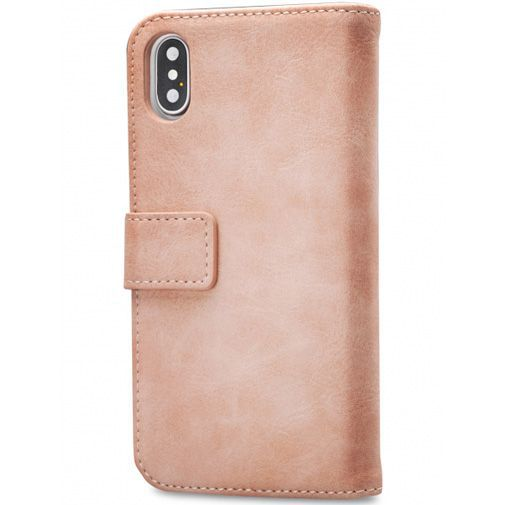 Productafbeelding van de Mobilize Elite Gelly Wallet Book Case Pink Apple iPhone X/XS