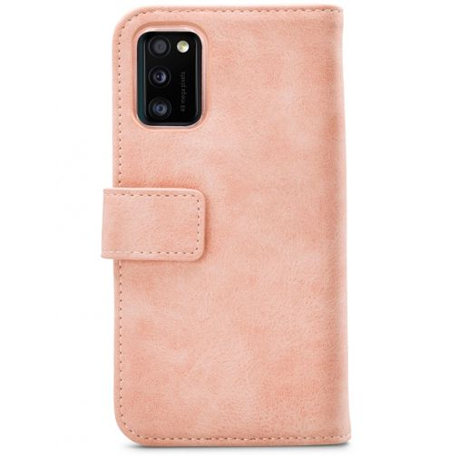 Productafbeelding van de Mobilize Elite Gelly Wallet Book Case Pink Samsung Galaxy A41