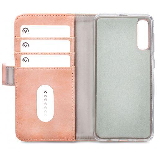 Productafbeelding van de Mobilize Elite Gelly Wallet Book Case Pink Samsung Galaxy A30s/A50