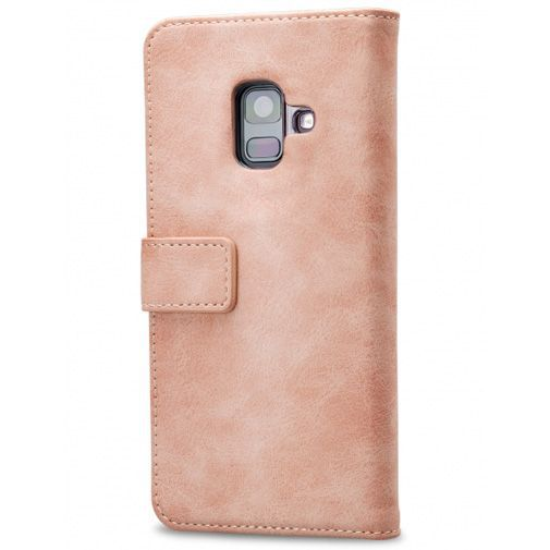 Productafbeelding van de Mobilize Elite Gelly Wallet Book Case Pink Samsung Galaxy A6