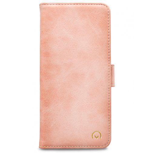 Produktimage des Mobilize Elite Gelly Wallet Book Case Pink Samsung Galaxy A70