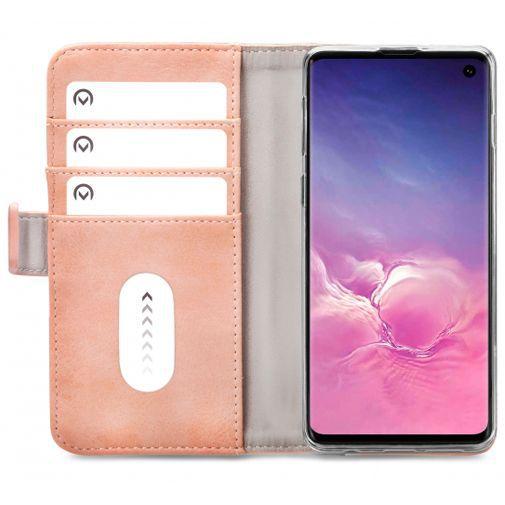 Productafbeelding van de Mobilize Elite Gelly Wallet Book Case Pink Samsung Galaxy S10