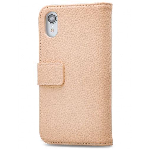 Productafbeelding van de Mobilize Elite Gelly Wallet Book Case Sand Apple iPhone XR