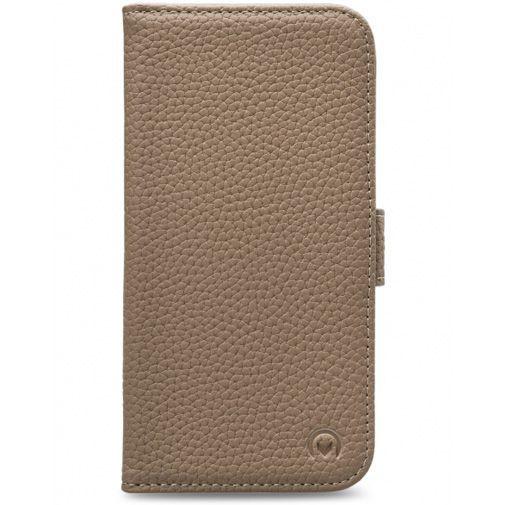 Produktimage des Mobilize Elite Gelly Wallet Book Case Taupe Apple iPhone X/XS