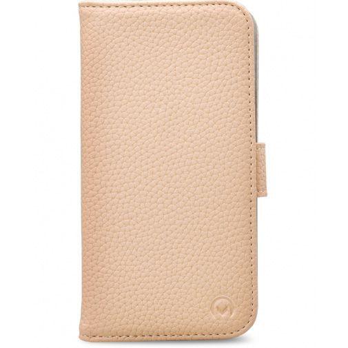 Productafbeelding van de Mobilize Elite Gelly Wallet Book Case Sand Apple iPhone X/XS
