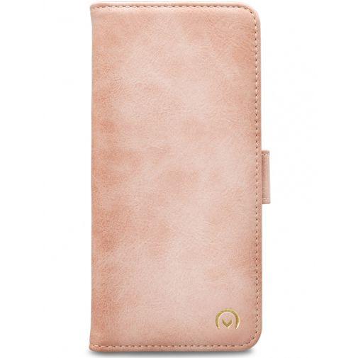 Productafbeelding van de Mobilize Elite PU-leer Book Case Roze Apple iPhone 12/12 Pro