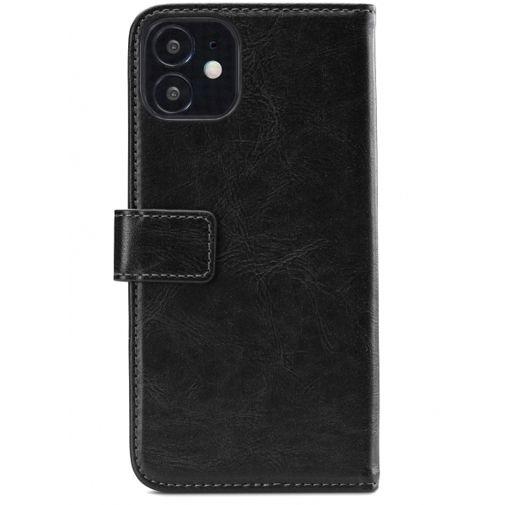 Productafbeelding van de Mobilize Elite PU-leer Book Case Zwart Apple iPhone 12 Mini