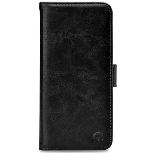 Productafbeelding van de Mobilize Elite PU-leer Book Case Zwart Apple iPhone 12 Pro Max