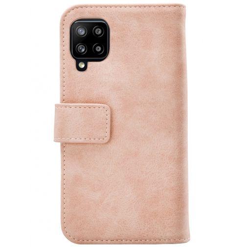 Productafbeelding van de Mobilize Elite PU-leer Book Case Roze Samsung Galaxy A42 5G