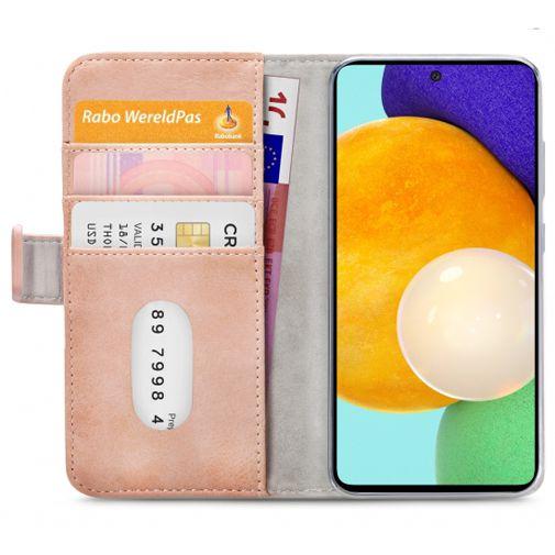 Productafbeelding van de Mobilize Elite PU-leer Book Case Roze Samsung Galaxy A52