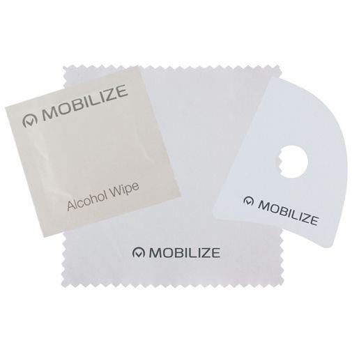 Productafbeelding van de Mobilize Gehard Glas Clear Screenprotector Apple iPhone 12 Pro Max