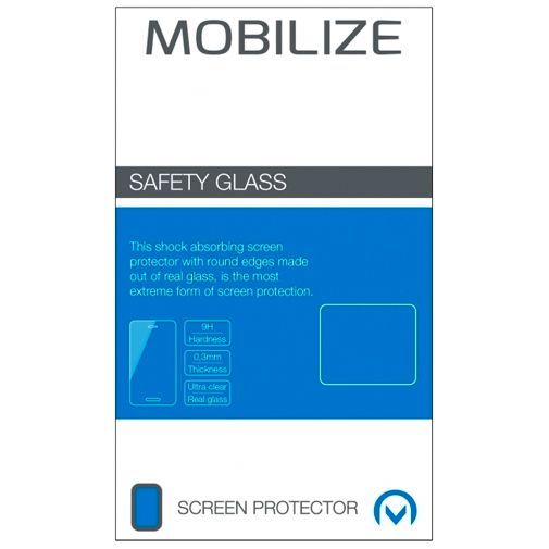 Productafbeelding van de Mobilize Gehard Glas Clear Screenprotector Samsung Galaxy A72
