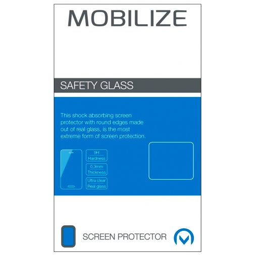 Productafbeelding van de Mobilize Gehard Glas Clear Screenprotector Samsung Galaxy M31