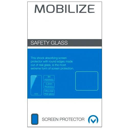 Productafbeelding van de Mobilize Gehard Glas Edge-To-Edge Screenprotector Samsung Galaxy A72