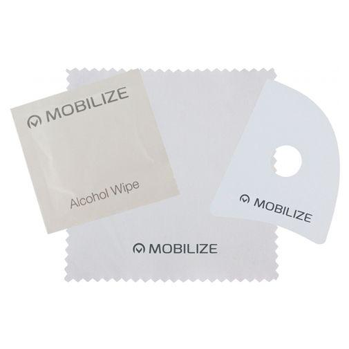 Productafbeelding van de Mobilize Gehard Glas Edge To Edge Screenprotector Zwart Nokia 6.2/7.2