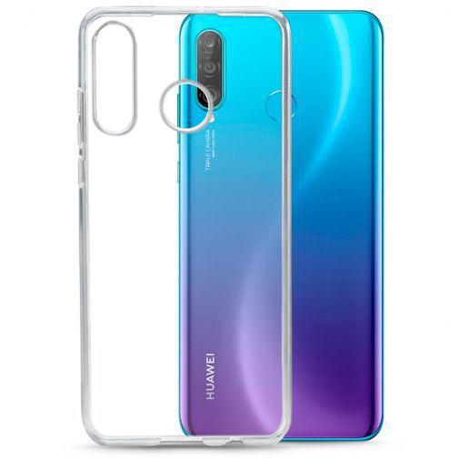 Produktimage des Mobilize Gelly Case Clear Huawei P30 Lite/P30 Lite New Edition