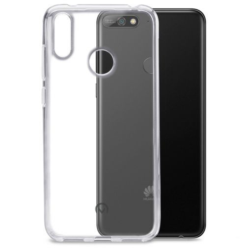 Productafbeelding van de Mobilize Gelly Case Clear Huawei Y7 (2019)