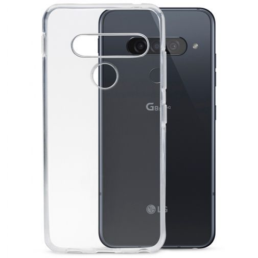 Productafbeelding van de Mobilize Gelly Case Clear LG G8s ThinQ