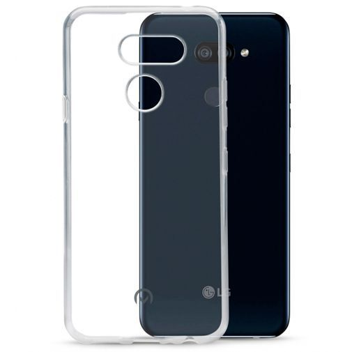 Productafbeelding van de Mobilize Gelly Case Clear LG K40s